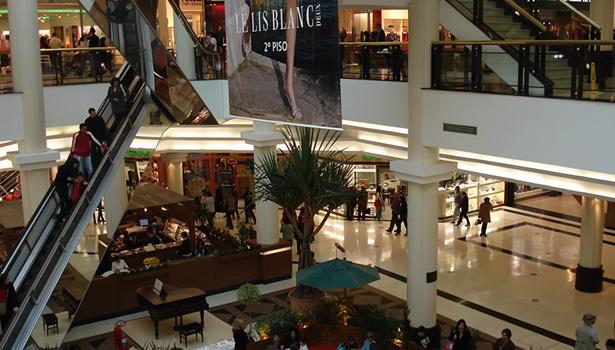 centros comerciales de porto alegre