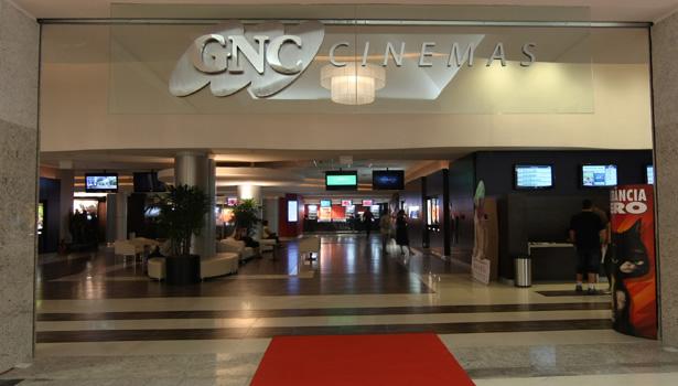 cines en porto alegre