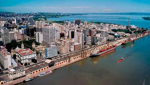 puerto porto alegre