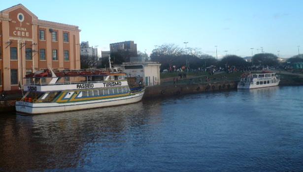 barco porto alegre